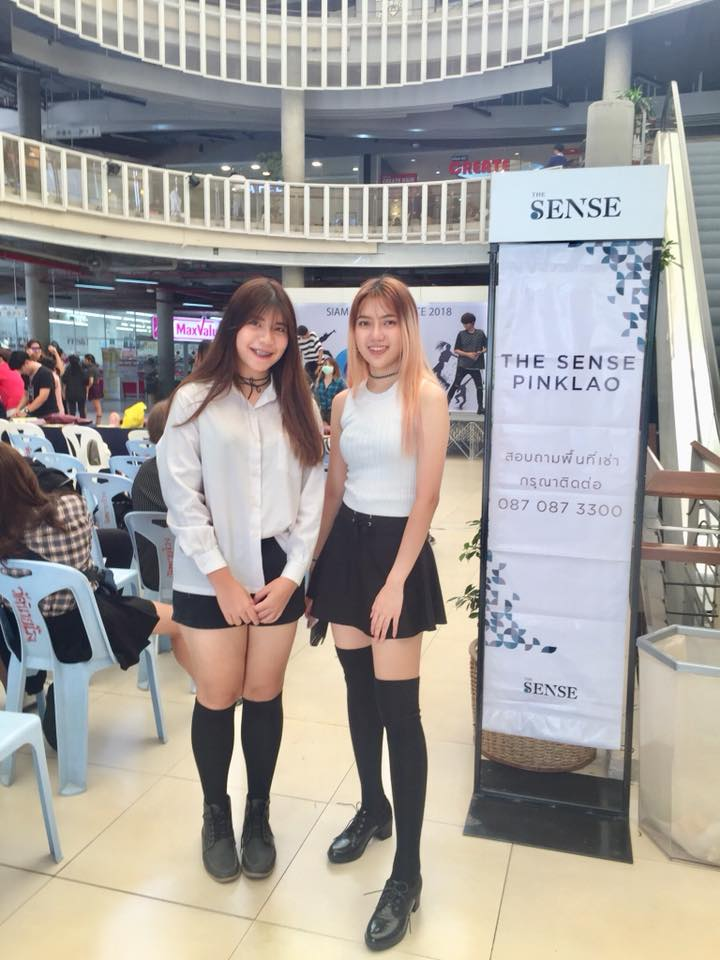 TheSense Siam U. Cover Dance Competition 2018