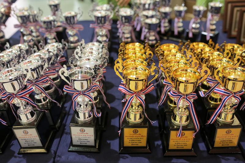 TheSense Globe-Athon 2017