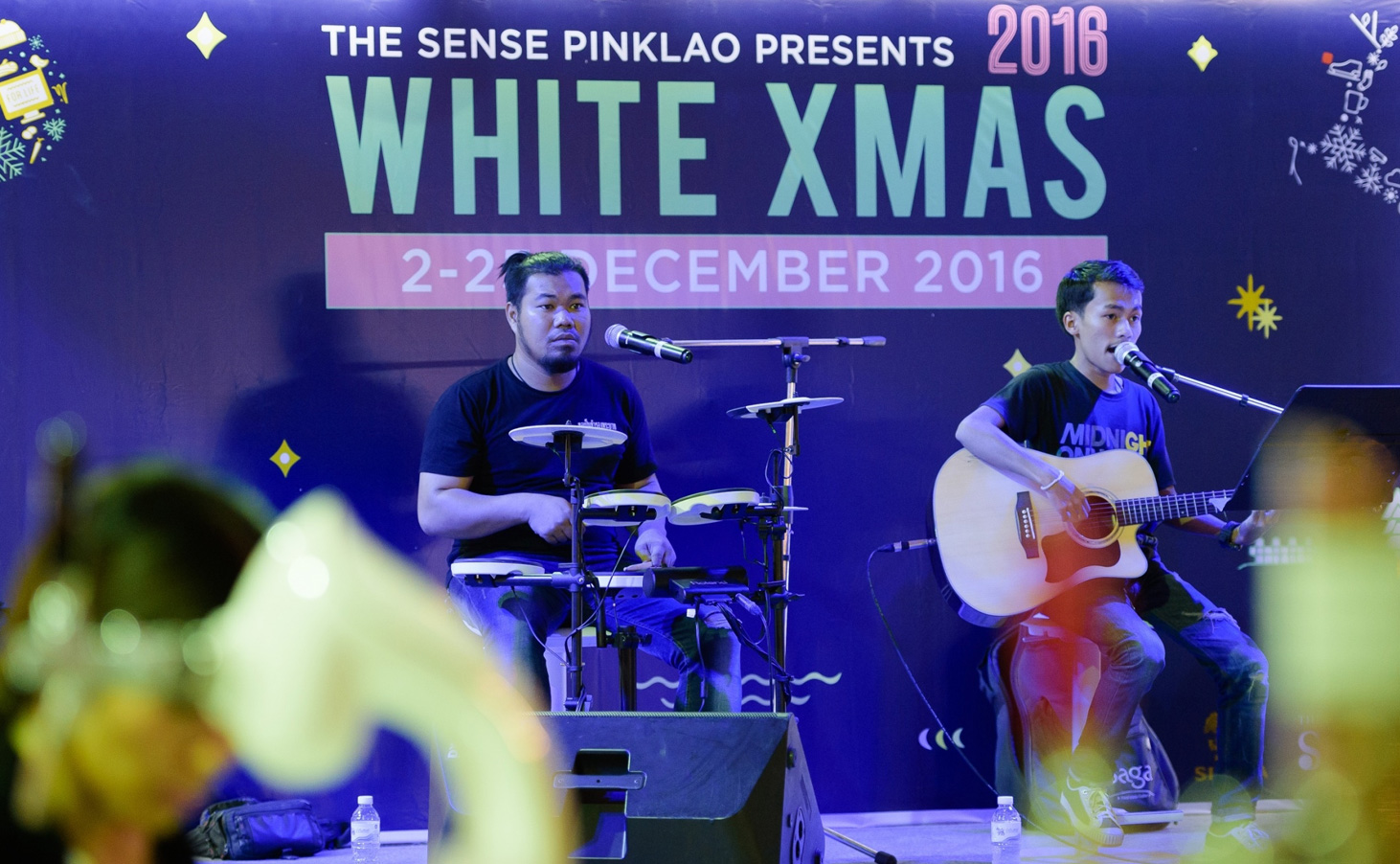 TheSense WHITE XMAS 2016 2-25 ธ.ค. 2559