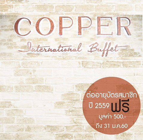Copper International Buffet